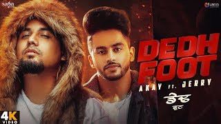 dedh-foot-a-kay Video Download