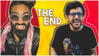 youtube-vs-tik-tok-the-end-carryminati Video Download