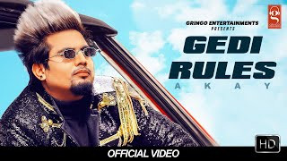 gedi-rules-a-kay Video Download