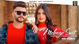 mehnge-suit-nawab-ft-gurlez-akhtar Video Download